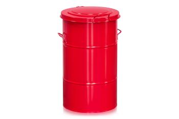 AVFALLSBEHÅLLARE 115L Röd