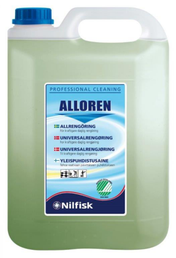 NILFISK ALLOREN 5 LIT.