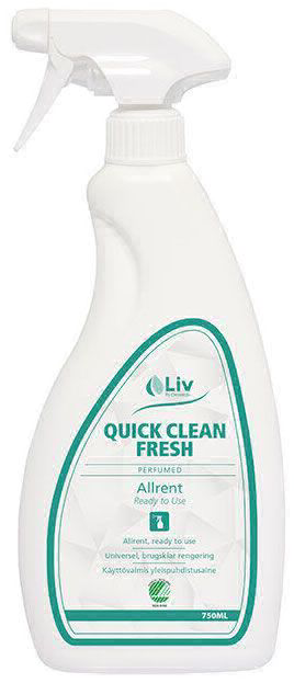 SNABBRENT QUICK CLEAN 750ML