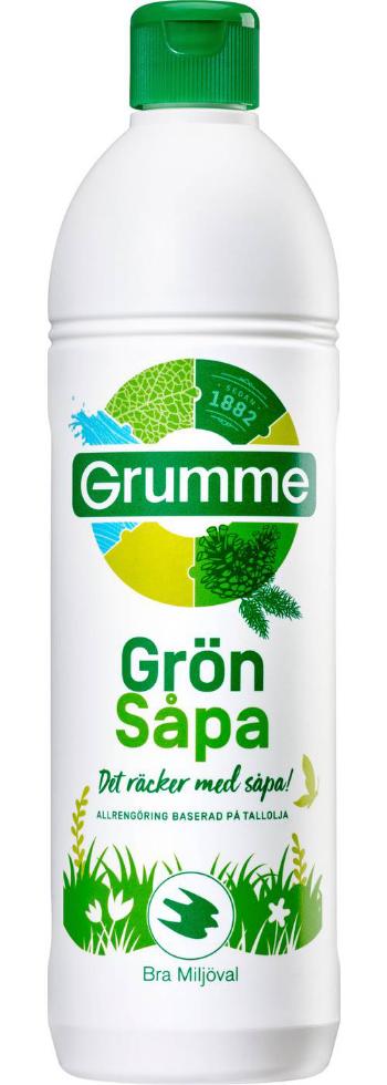 SÅPA GRUMME FLYT. 750ML GRÖN