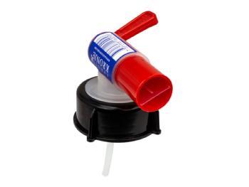 KRAN 50MM PVC-PACKNING