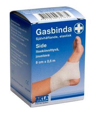 GASBINDA 8CMX2,5M AKLA 93163